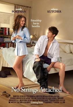 No Strings Attached  Movie  2011 Poster
