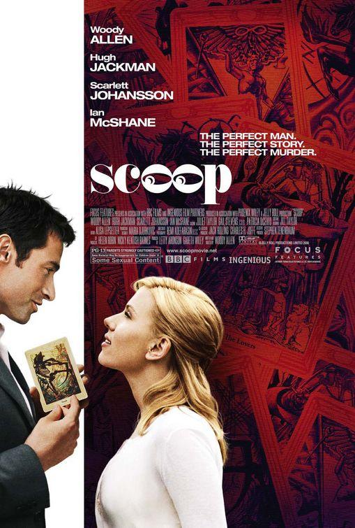 Scoop Movie 2006 Poster