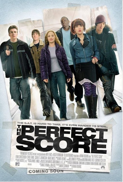 The Perfect Score Movie 2002 Poster