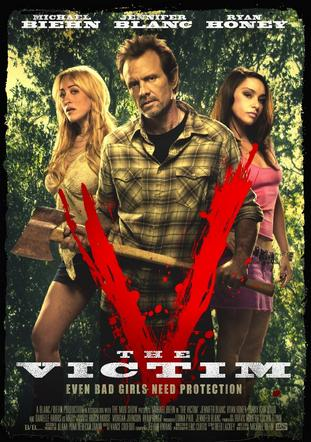 The Victim Movie 2011 Poster