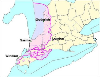 Border Culture: Windsor and Detroits' 4th border on