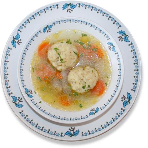 Matzo Ball Soup Recipe for Kids