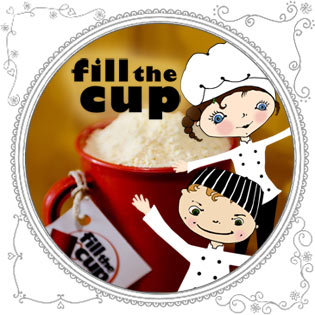 Fill the Cup!  from the World Food Programme