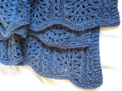BROOKLYN TWEED KNITTED SCARF PATTERN - Free Patterns Online