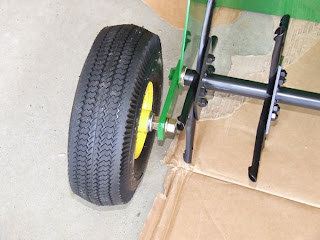 picture of John Deere Plug Aerator Wheels