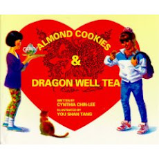 Almond Cookies & Dragon Well Tea