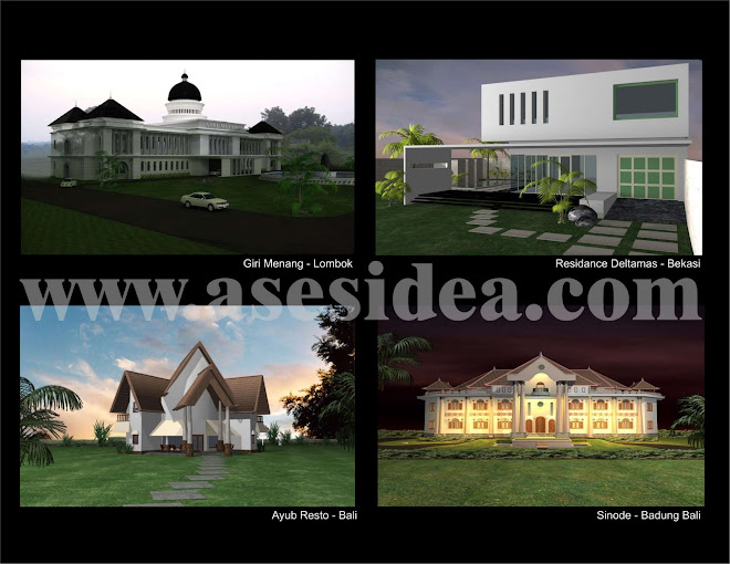 asesidea PORTO FOLIO - 3D Max with V-Ray