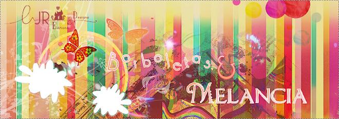 Borboletas & Melância