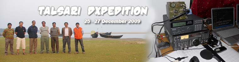 Talsari DXpedition 2009