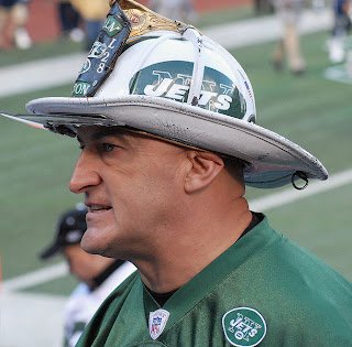 Jets Superfan Fireman Ed shouldn't let his hatred stand in the way of a Superbowl Trophy