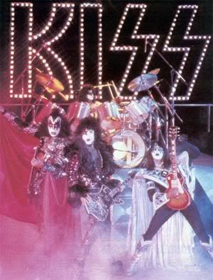 Kiss Unmasked Tour Of Australia And New Zealand
