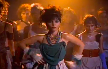 Pat Benatar 80s Fashion Crap that even pat wilson,