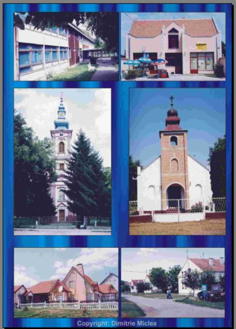 Localiatea Seleus - Serbia