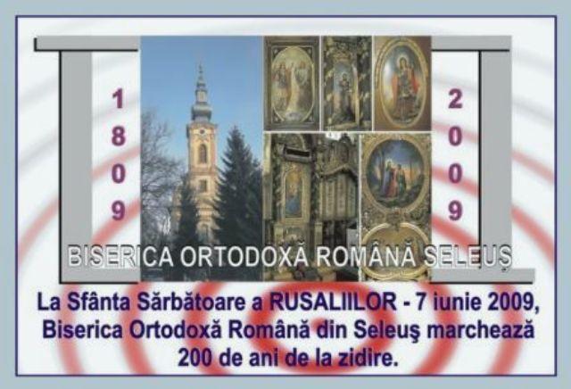 Biserica ortodoxa romana din Seleus