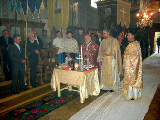 Aniversarea a 200 de ani a Bisericii Ortodoxe Romane din Seleus