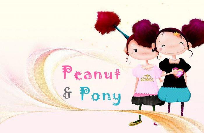 Peanut & Pony style