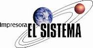 Imprenta El Sistema. San Salvador, El Salvador