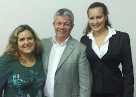 Secretário da Educação Sr. Moacir de Souza