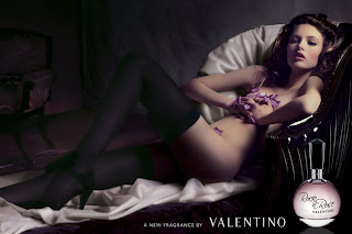 Valentino Rock n' Rose Advertisment