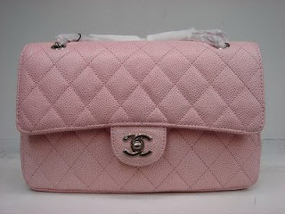 Chanel 2.55 Pink