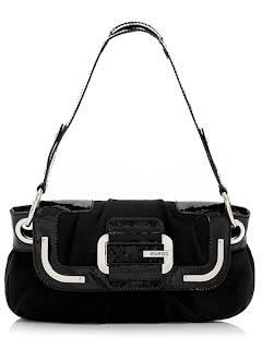 Guess Baby Belle Medium Shoulder Bag