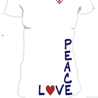 2Love Collection Alyssa Milano Peace Unity Love