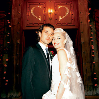 Gwen Stefani and Gavin Rossdale Wedding