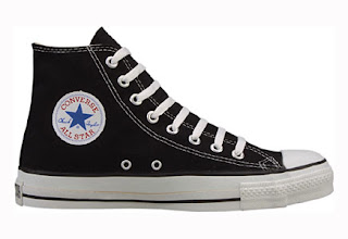 Converse All-Star Black Hi-Top