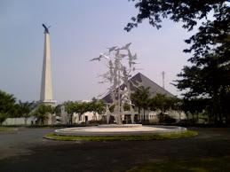 Masjid Baiturrozaq Citraraya Surabaya