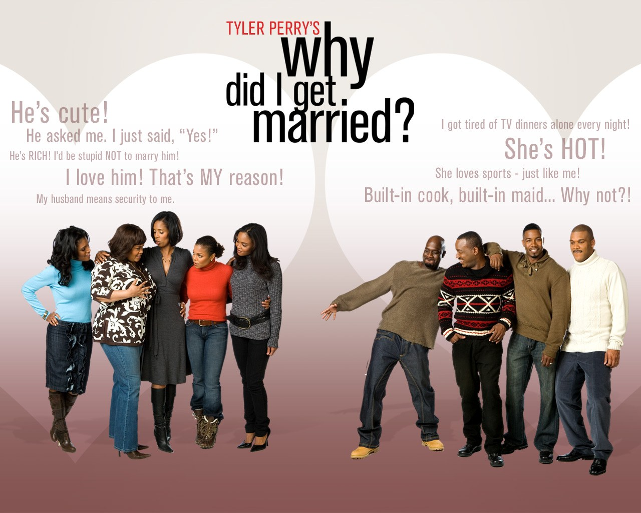 why did i get married too Official trailer for the upcoming feature film tyler perry's why did i get married too in hd (resized to 16:9).