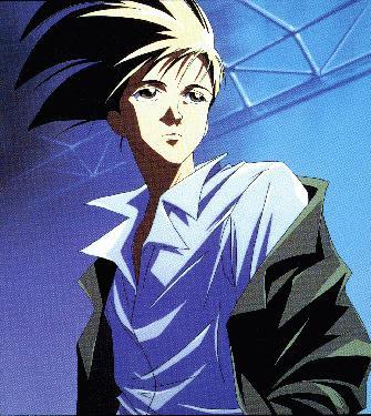 Trowa Barton nice anime