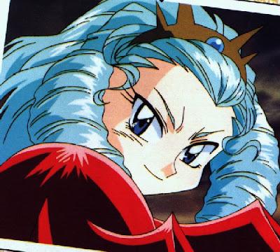 Martina Zoana Mel Navratilova anime