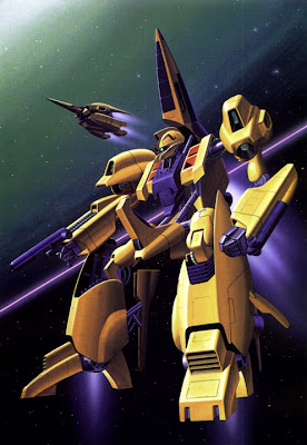 nice mobile suit