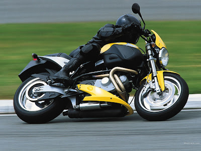 Buell X1 fast test