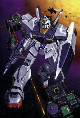 Best Gundam zeta robot