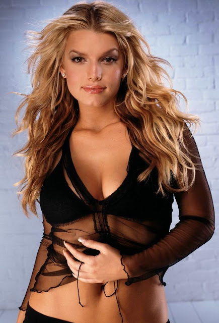 Hollywood Actress Jessica Simpson The Price Of Beauty