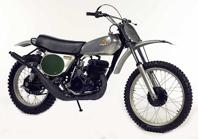 Honda TT Elsi