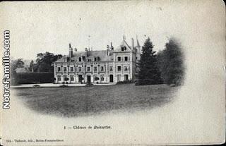le chteau - Chateau De Valnay Mariage