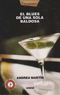 PRESENTACION NOVELA ANDREU MARTIN EN DICIEMBRE El+blues+de+una+sola+baldosa
