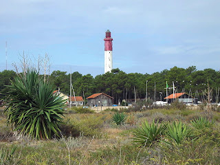 Cap Ferret light house