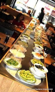 Japanese restaurant Matsuri in Paris