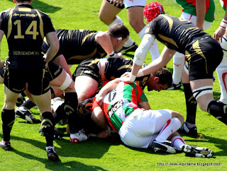 Rugby action 3