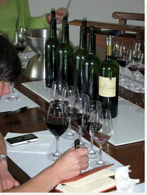 Wine assembly
