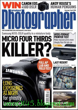 Amateur Photographer is the world's oldest weekly magazine for photography ...