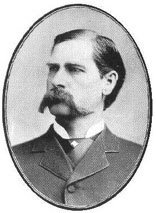 Wyatt Earp, B. Mar. 19, 1848 - D. Jan. 13, 1929