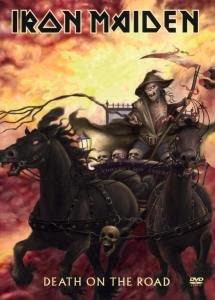 Filme Poster Iron Maiden Death On Road DVDRip H.264