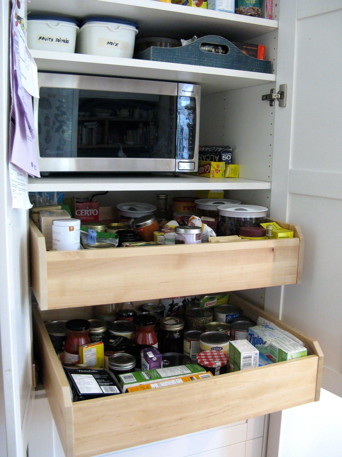 Home customized kitchen pantry - Ikea kitchen pantry ...