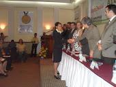 Premiacion Ximena