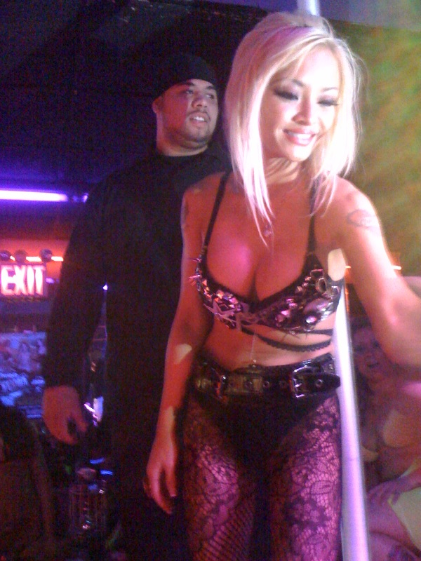 Tila Tequila Stripping Nude 39