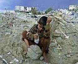 lo absurdo de la guerra